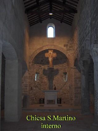 Altare Chiesa San Martino